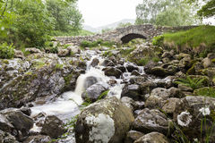 Ashness Bridge. stock photo