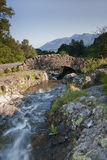 Ashness Bridge in the English Lake District Stock Photos