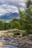 Ashness Bridge Royalty Free Stock Photos