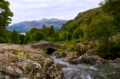 Ashness Bridge, Lake District Stock Photo