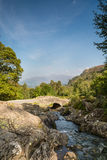 Ashness Bridge  vertical Stock Photography