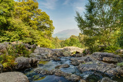 Ashness Packhorse Bridge Royalty Free Stock Photos