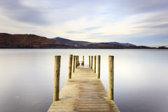 Ashness Pier Royalty Free Stock Photos