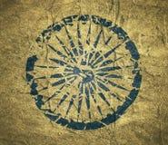 Ashoka Chakra symbol ilustracja wektor