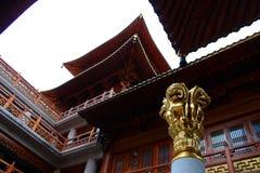 Ashoka pillar Stock Images