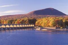 Ashokan Reservoir at Sunset Royalty Free Stock Photography