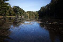 Ashokan reservoir Royalty Free Stock Photography