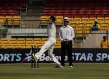 Ashoke Dinda cricketer Royalty Free Stock Images