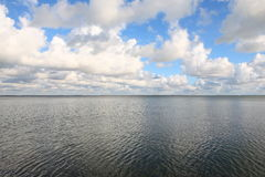 ashore залив Стоковая Фотография