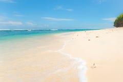ashore моя волна Стоковое Изображение