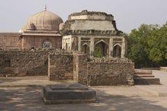 Ashrafi Mahal in Mandu, India Stock Image