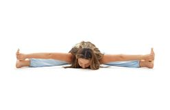 Ashtanga yoga #3 Stock Image