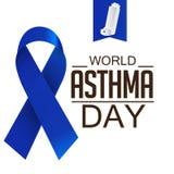Ashtma day Royalty Free Stock Photos