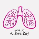 Ashtma day Stock Images