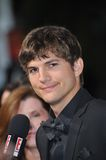 Ashton Kutcher Royalty Free Stock Photo