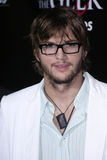 Ashton Kutcher Foto de archivo