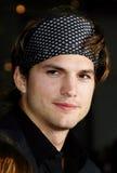 Ashton Kutcher fotografia de stock