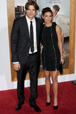 Ashton Kutcher & Demi Moore stock fotografie