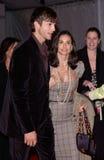 Ashton Kutcher, Demi Moore stock fotografie