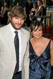Ashton Kutcher,Demi Moore Stock Images