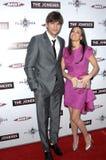 Ashton Kutcher,Demi Moore Royalty Free Stock Images