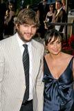 Ashton Kutcher,Demi Moore Stock Photo