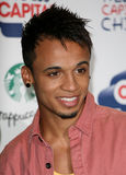 Ashton Merrygold,JLS Royalty Free Stock Photos