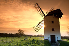 Ashton windmill Stock Image