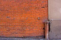 ashtray переулка Стоковое фото RF