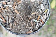 ashtray Zdjęcie Stock