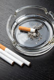 ashtray στοκ φωτογραφίες με δικαίωμα ελεύθερης χρήσης