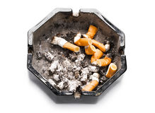 ashtray Zdjęcia Royalty Free
