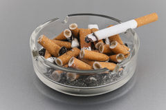 ashtray Fotografia Stock