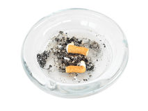 ashtray Στοκ Φωτογραφίες