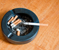 Ashtray Royalty Free Stock Images