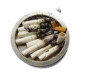 ashtray Στοκ Φωτογραφία