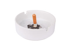 Ashtray Royalty Free Stock Photography