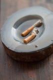 ashtray Zdjęcie Royalty Free
