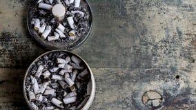 ashtray Obraz Stock