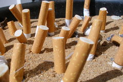 ashtray Стоковое Фото