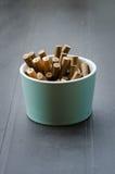 ashtray folujący Zdjęcia Stock