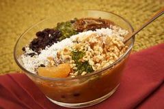 Ashura - Turkish dessert Asure. Stock image stock photo