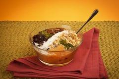 Ashura - Turkish dessert Asure. Stock image royalty free stock photo