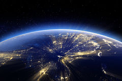 ashurbanipal Элементы этого изображения поставленные NASA бесплатная иллюстрация
