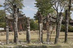 ashurbanipal стоковые фото