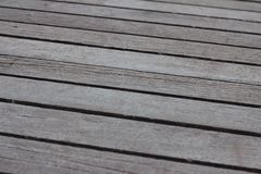 Ashy brown Wooden planks background Stock Photos
