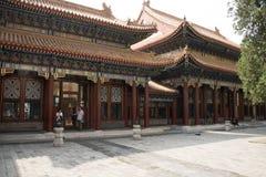 Asiático China, Pekín, el palacio de verano, YUN de Pai dian Imágenes de archivo libres de regalías