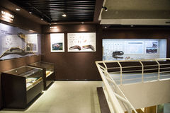 Asiático China, Pekín, museo de la sala de exposiciones antigua de ŒIndoor del ¼ del animalï, Fotos de archivo