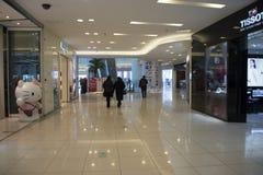 Asiático China, Pequim, Wangfujing, shopping de APM, loja do design de interiores, Imagens de Stock