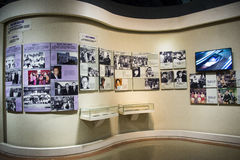 Asiático sala de exposiciones nacional de ŒIndoor del ¼ de Museumï de la película de China, Pekín, China, Imagen de archivo